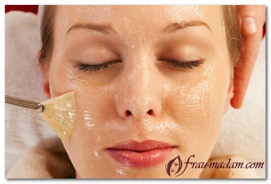 чем полезен желатин для увядающей, стареющей кожи лица