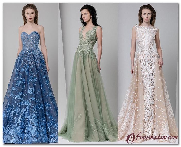 61542742c70 Модные вечерние платья 2016-2017  фото новинок и коллекций
