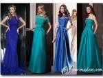 Мода на вечерние платья сезона 2016-2017: фото и обзоры новинок