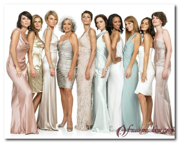Разновидности женских фигур с фото-примерами