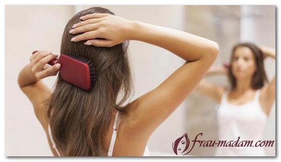 почему нельзя расчесывать мокрые волосы