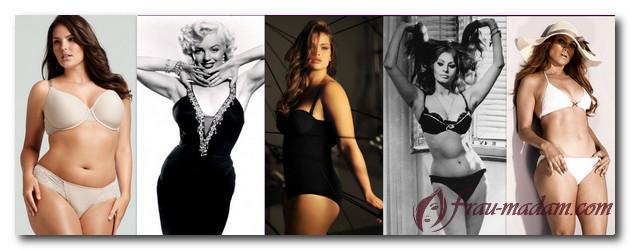 Фото женщин с плотным телом 2