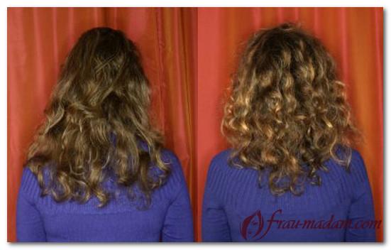 Горячие маски для волос при выпадении волос и для роста