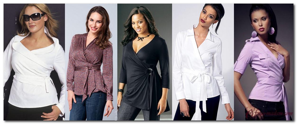 Блузки Для Женщин С Фигурой Яблоко