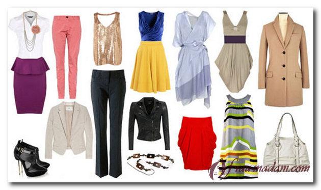 Одежда для полной фигуры прямоугольник
