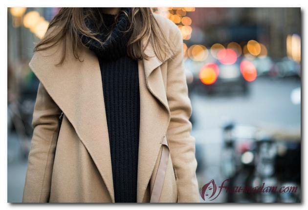 пальто для типа фигуры прямоугольник