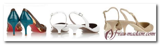 обувь для фигуры яблоко