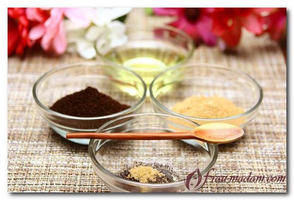 сахарно солевой скраб от растяжек и целлюлита