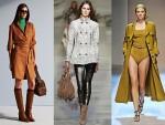Весенняя и зимняя верхняя женская одежда: производители, фото