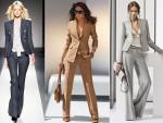 Деловой стиль в одежде для женщин
