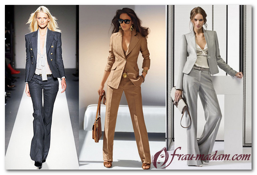 9be25af47eba327 Деловой стиль в одежде для женщин. женская деловая одежда