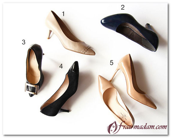 стильная женская деловая одежда обувь