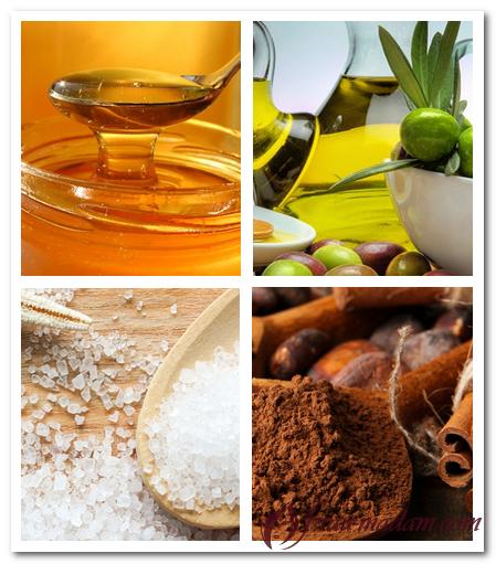корица для лица с оливковым маслом отзывы