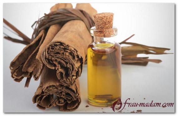 масло корицы для лица применение