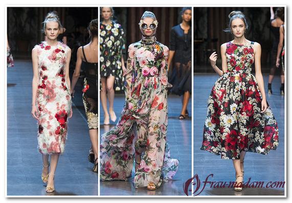 тренды весна лето 2016 одежда фото женская
