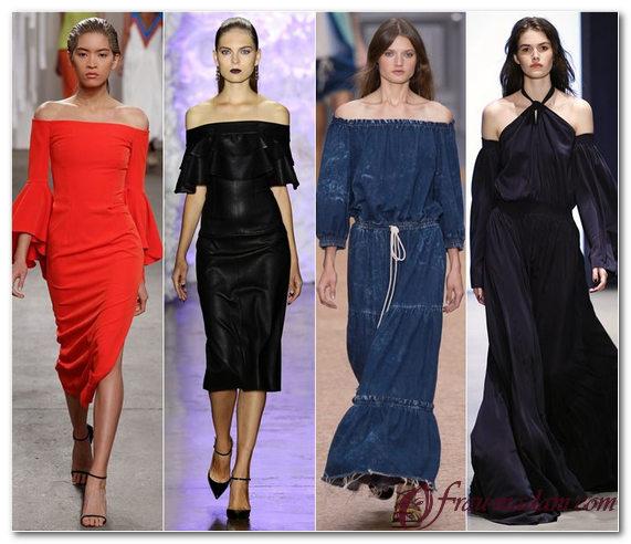 коллекции женской одежды весна лето 2016