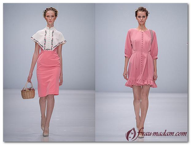мода весна лето 2016 фото женская одежда