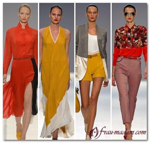 женская стильная одежда лето 2016