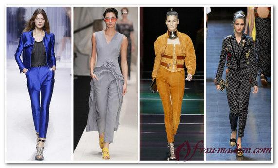 мода 2016 года женская летняя одежда