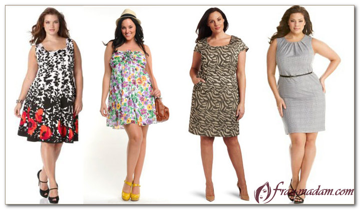 Верхняя женская одежда большого размера
