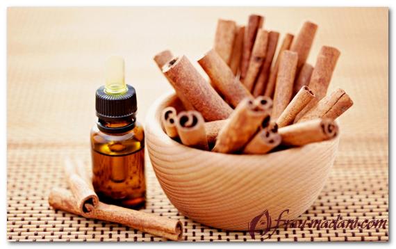 Эфирное масло корицы: свойства и применение