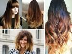 Покраска в стиле омбре (амбре) на длинные волосы: фото и видео