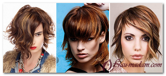 амбре окрашивание волос фото на короткие волосы