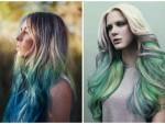 Покраска омбре (амбре) на русые волосы: виды и фото
