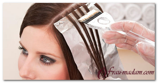 амбре окрашивание волос фото в домашних условиях