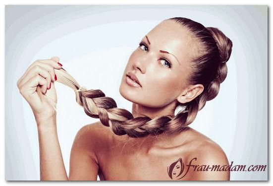 как вернуть натуральный цвет волос после окрашивания