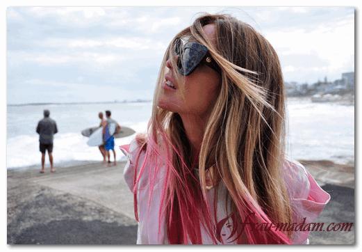 Покраска волос в стиле омбре (амбре): общие советы и рекомендации