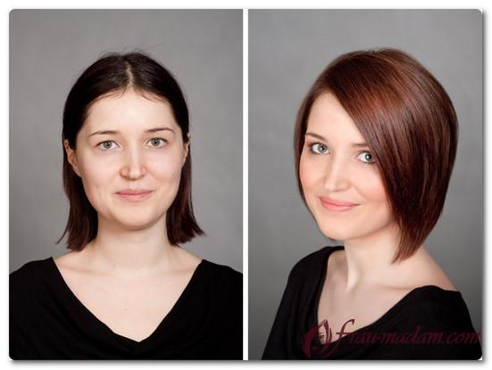 3 д окрашивание волос