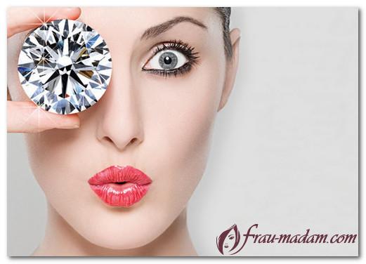 Алмазный пилинг лица: фото до и после процедуры