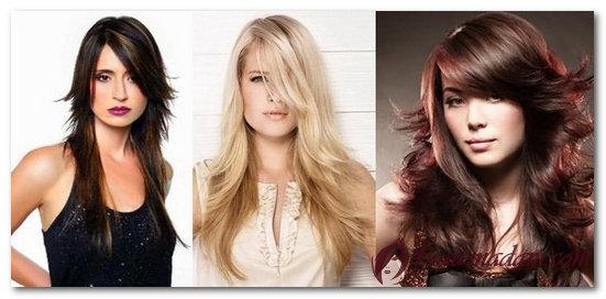 окрашивание волос 2016 фото новинки на средние