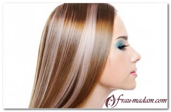 модная окраска волос 2016 фото на средние