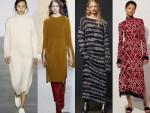 Красивые платья: тенденции моды в сезоне осень-зима -2018