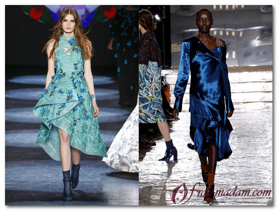 платье 2017 года модные тенденции