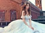 Мода на свадебные платья 2017: 60 фото, тенденции
