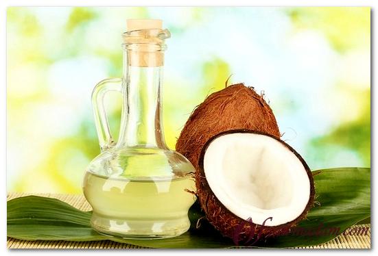 кокосовое масло для тела применение