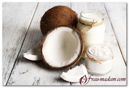 кокосовое масло для тела отзывы