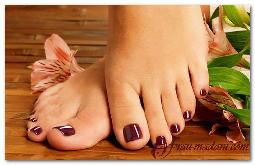 Пилинг для ног в домашних условиях: рецепты