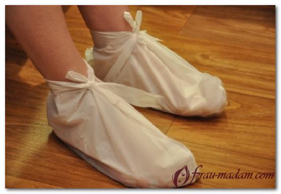 пилинг носочки