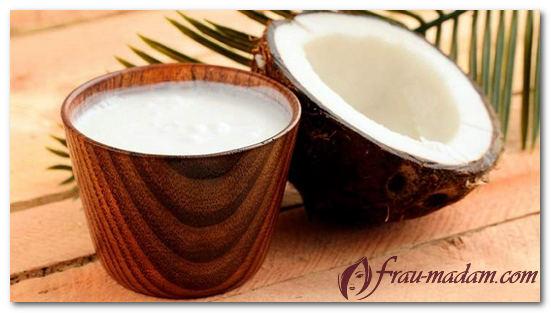 кокосовое масло для лица как использовать