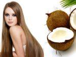Масло кокоса для волос и ресниц: как использовать, наносить, польза