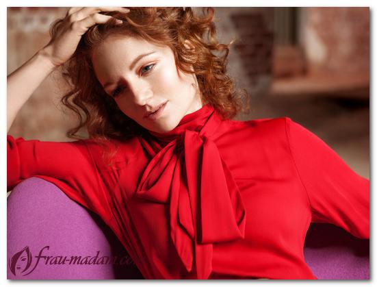 шелковая блузка с чем носить