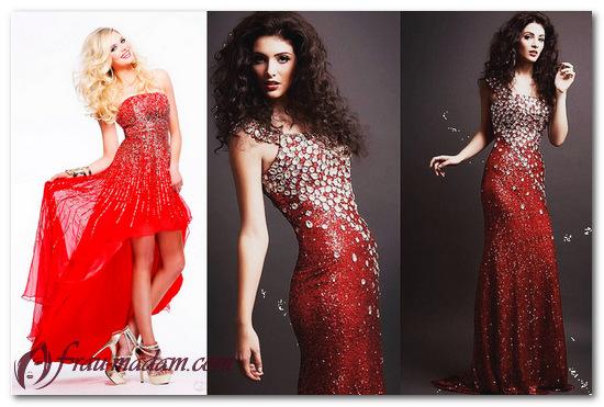 7160eae1aa13b8b С чем одеть красивое вечернее кружевное красное платье (фото)
