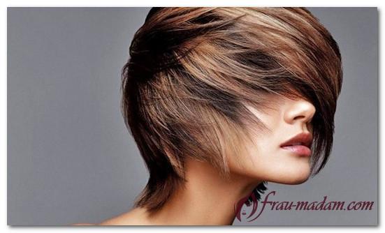меланж окрашивание волос