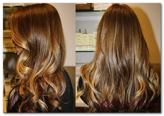 Что такое брондирование (бронд) волос?