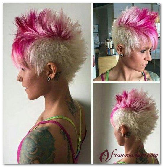 Что такое покраска волос в стиле гранж?