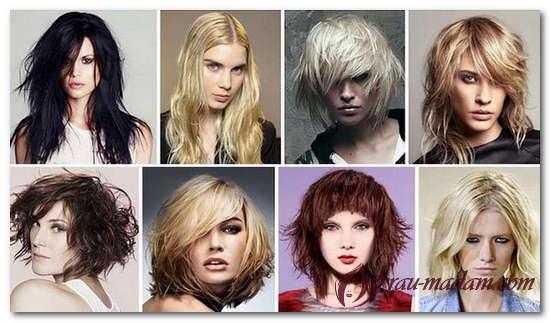 Какие бывают оттенки волос в стиле гранж?